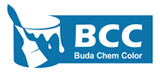 Chem paint manufacturer in logo