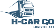Logistics, shipping logo