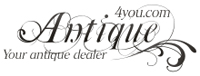 antique shop logo