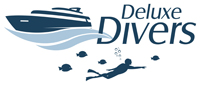 diving club logo, travel logo