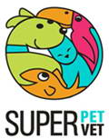 pet shops, veterinary logo