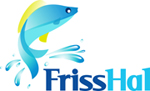 fishmonger logo design